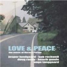 Love & Pace. The Music of Horace Parlan - CD Audio
