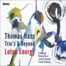 Lotus Energy - CD Audio di Thomas Hass