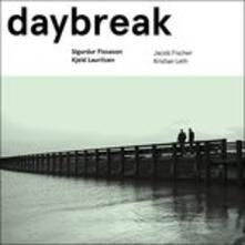 Daybreak - CD Audio di Sigurdur Flosason,Kjeld Laur
