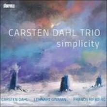 Simplicity - CD Audio di Carsten Dahl