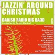 Jazzin Around Christmas - CD Audio di Danish Radio Big Band