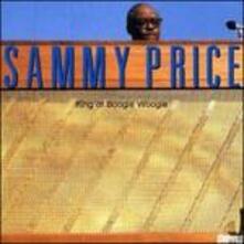King of Boogie Woogie - CD Audio di Sammy Price