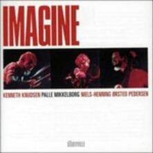 Imagine - CD Audio di Niels-Henning Orsted Pedersen,Palle Mikkelborg,Kenneth Knudsen