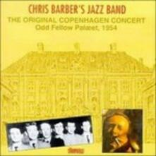 Odd Fellow Paleet 1954 - CD Audio di Chris Barber