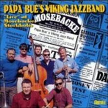 Live at Mosebacke 1970 - CD Audio di Papa Bue