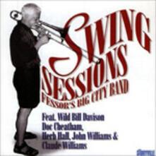 Swing Sessions - CD Audio di Fessor's Big City Band