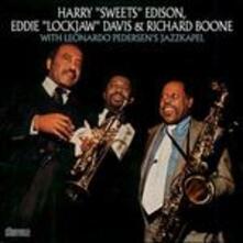 L. Pedersen Jazzkapel - CD Audio di Eddie Lockjaw Davis,Harry Sweets Edison,Richard Boone