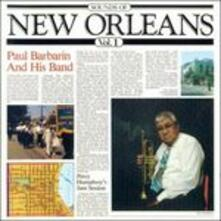 Sounds of New Orleans 1 - CD Audio di Paul Barbarin