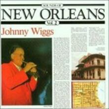 Sounds of New Oreleans vol.2 - CD Audio di Johnny Wiggs