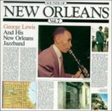 Sounds of New Orleans 7 - CD Audio di George Lewis