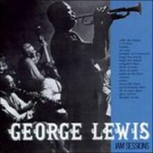 Jam Sessions - CD Audio di George Lewis