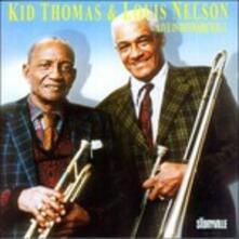 In Denmark vol.1 - CD Audio di Kid Thomas,Louis Nelson