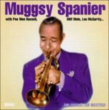 Manhattan Masters 1945 - CD Audio di Muggsy Spanier