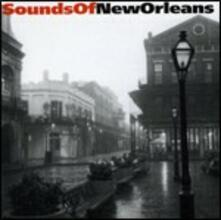 Sounds of New Orleans - CD Audio