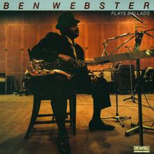 Plays Ballads - Vinile LP di Ben Webster