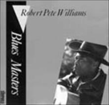 Blues Masters vol.1 - CD Audio di Robert Pete Williams