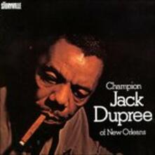Champion Jack Dupree of New Orleans - CD Audio di Champion Jack Dupree