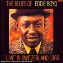 Live in Switzerland 1968 - CD Audio di Eddie Boyd