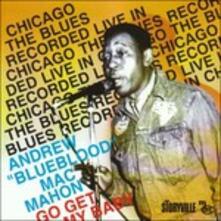 Go Get My Baby - CD Audio di Andrew Blueblood McMahon