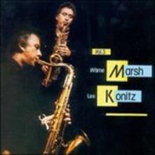 Live Montmartre Club vol.3 - CD Audio di Lee Konitz,Warne Marsh