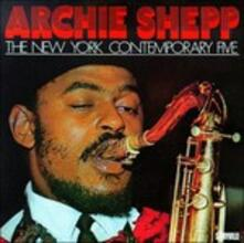 Archie Shepp & the New York Contemporary Five - CD Audio di Archie Shepp,New York Contemporary Five
