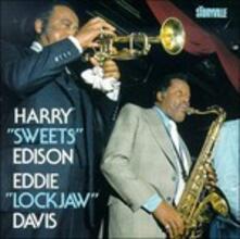Same Copenhagen - CD Audio di Eddie Lockjaw Davis,Harry Sweets Edison