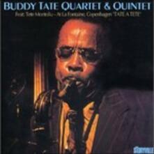 Tate a Tete - CD Audio di Buddy Tate