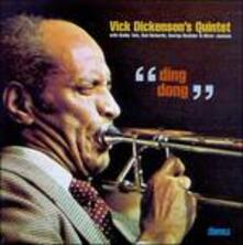Ding Dong - CD Audio di Vic Dickenson