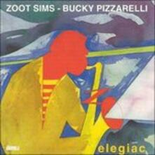 Elegiac - CD Audio di Zoot Sims,Bucky Pizzarelli