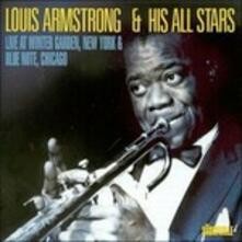 Live at Winter Garden New York & Blue Note Chicago - CD Audio di Louis Armstrong