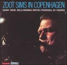 Live in Copenaghen - CD Audio di Zoot Sims