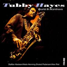 Quartet in Scandinavia - CD Audio di Tubby Hayes