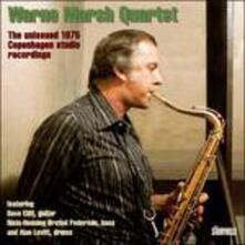 The Unissued Copenhagen Studio Session - CD Audio di Warne Marsh