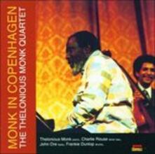 In Copenhagen 1961 - CD Audio di Thelonious Monk