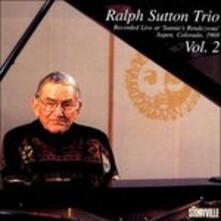 Ralph Sutton Trio vol.2 - CD Audio di Ralph Sutton