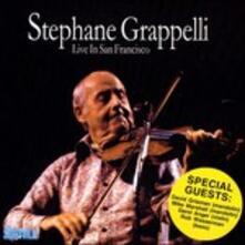 Live in San Francisco - CD Audio di Stephane Grappelli