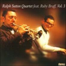 Ralph Sutton Quartet vol.3 - CD Audio di Ralph Sutton