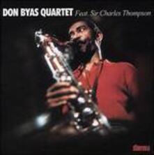 Don Byas Quartet (Feat. Sir Charles Thompson) - CD Audio di Don Byas,Charles Thompson