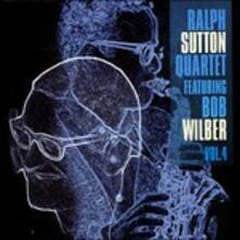 Ralph Sutton Quartet vol.4 - CD Audio di Ralph Sutton