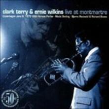 Live at Montmartre - CD Audio di Clark Terry,Ernie Wilkins