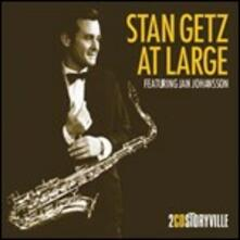 At Large (feat. Jai Johansson) - CD Audio di Stan Getz