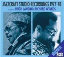 Jazzcraft Studio Recordings 1977-1978 - CD Audio di Hugh Lawson,Richard Wyands