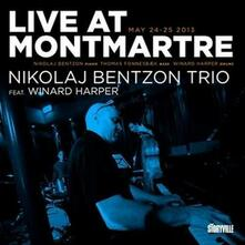 Live at Montmartre - CD Audio di Nikolaj Bentzon