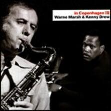 In Copenaghen - CD Audio di Kenny Drew,Warne Marsh