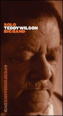 Solo Big Band (Box Set) - CD Audio + DVD di Teddy Wilson