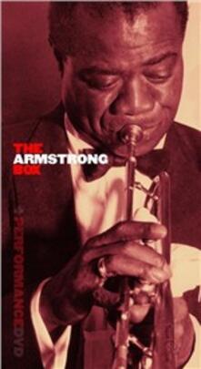 Armstrong Box - CD Audio di Louis Armstrong