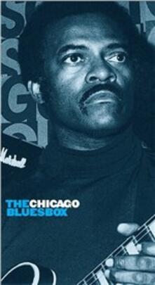 The Chicago Blues Box - CD Audio
