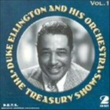 Treasury Shows 1 - CD Audio di Duke Ellington