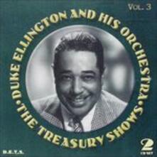 Treasury Shows 3 - CD Audio di Duke Ellington