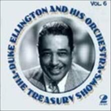Treasury Shows 6 - CD Audio di Duke Ellington